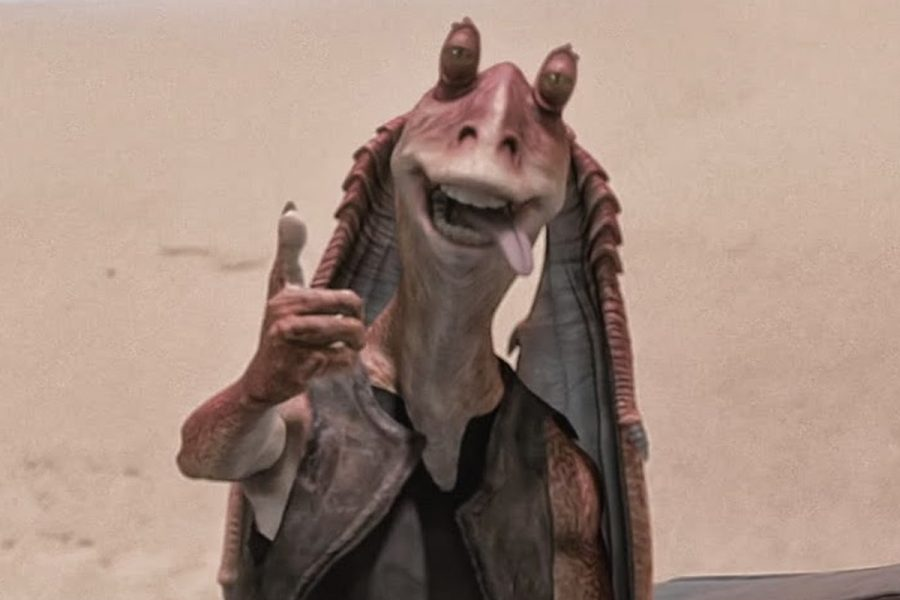 Jar Jar Binks: Sith Lord or Village Idiot
