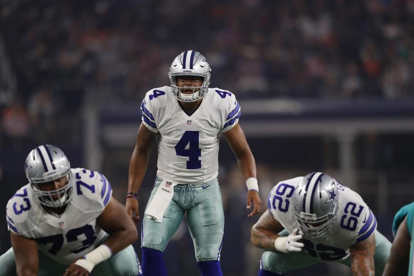 Dallas Cowboys Looking Like Super Bowl Contenders