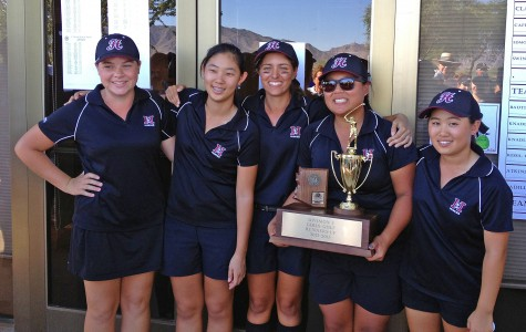 Girls Golf Takes Second at State