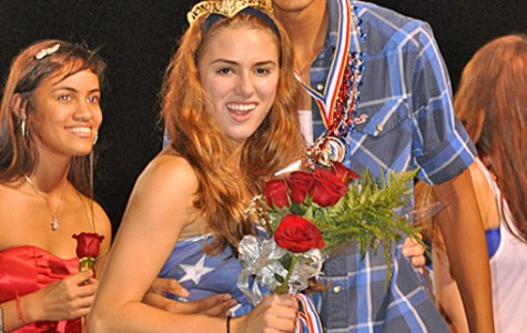 2012 Homecoming Royalty Crowned