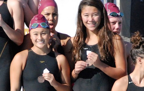 Husky Swimmers Place at State