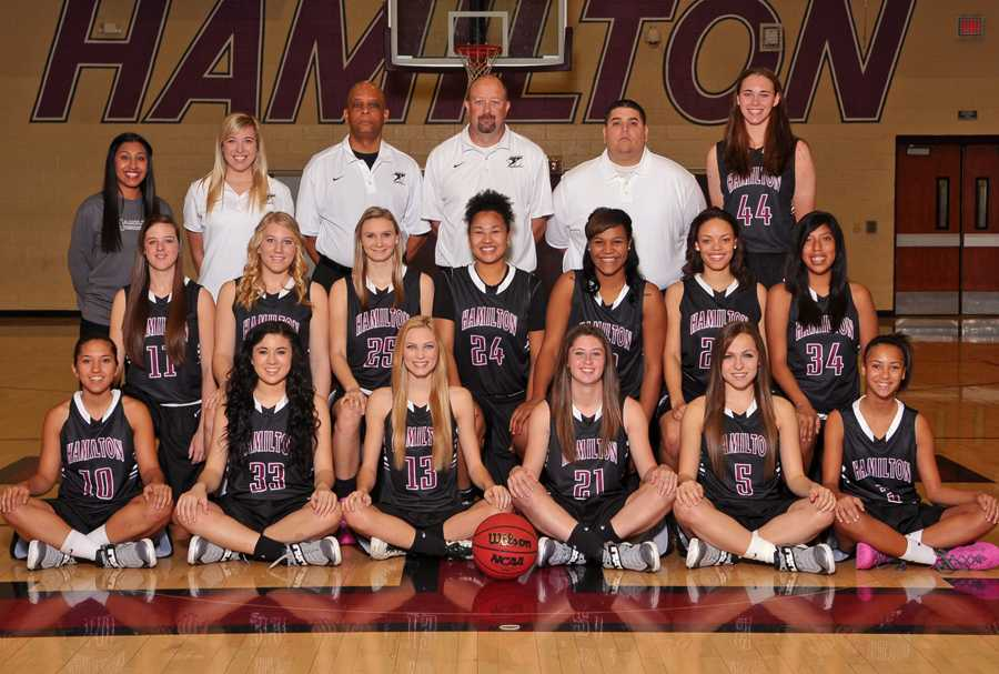 fridays girls basketball team - 900×607