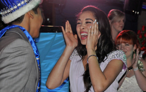 Mattocks, Aguilar Crowned Prom Queen and King