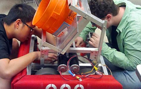 Battery Problems Thwart Robotics Team
