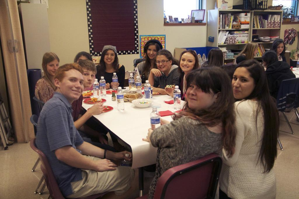 Best Buddies Holiday Party