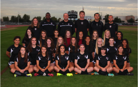 Girls soccer heading to the top