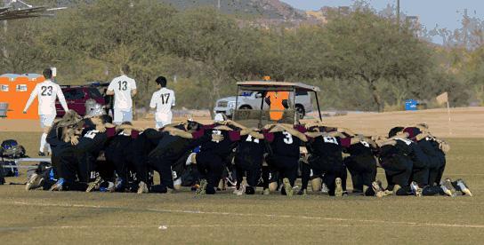 Boys soccer kicks off their season ranked #1