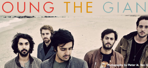 Young the Giant Come to Phoenix