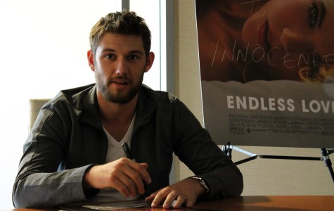 Alex Pettyfer answers questions in a round-table interview about his upcoming film,
