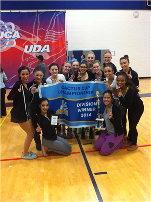 HDC Competes in State
