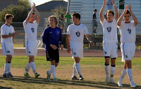 Boys Soccer advances to State Semifinals