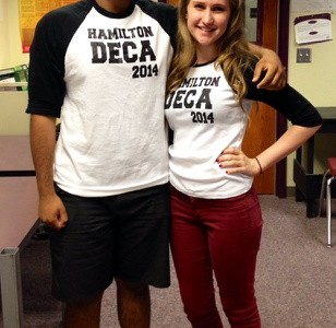 DECA goes international