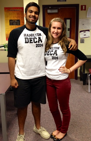 DECA goes international