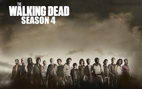 Season 4 of The Walking Dead