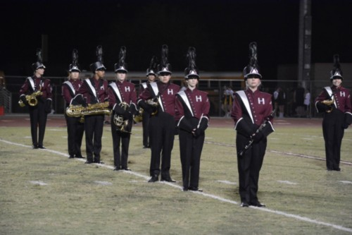 Marching Band State Festival At Hamilton
