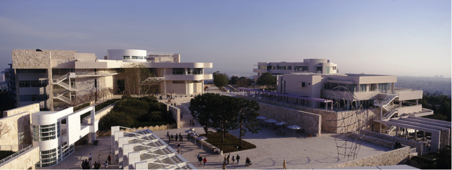 AP Art History Visits the Getty