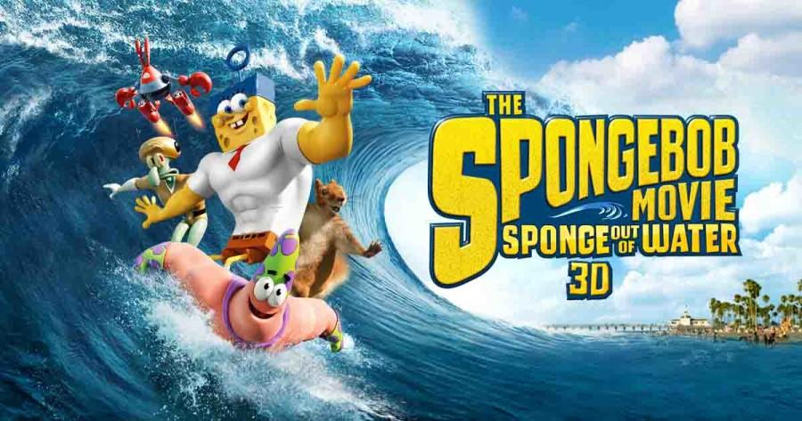 Spongebob Squarepants: Sponge Out of Water Review