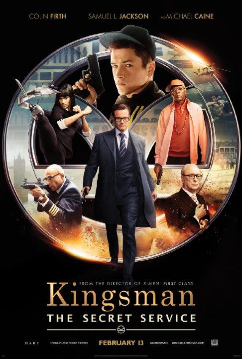 Kingsman Movie Review (SPOILER ALERT)