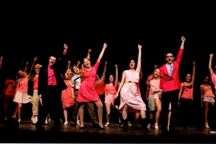 Hamilton Theater Presents...Legally Blonde