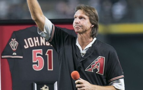 Randy Johnson's Number Retired by The Arizona Diamondbacks