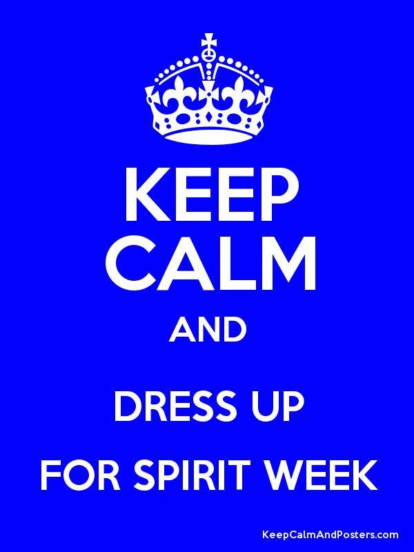 Spirit+Week+Video