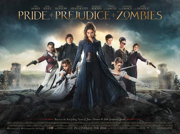 Pride and Prejudice and....Zombies?