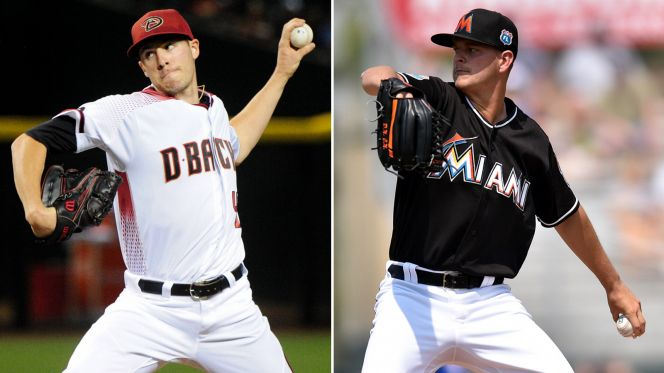 Diamondbacks Struggling, Fall to Miami Marlins in First Game of Series