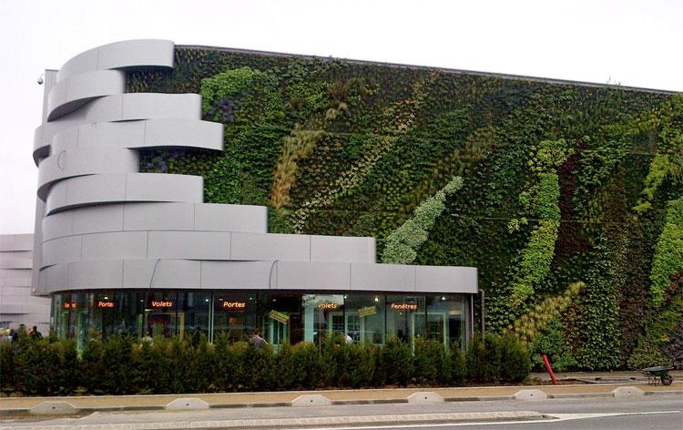 Sustainable Superpowers: Vertical Gardens