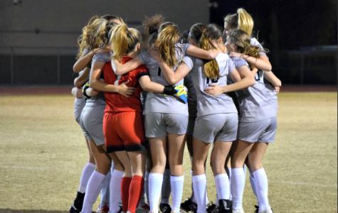 Girls' Soccer Defeats Chandler