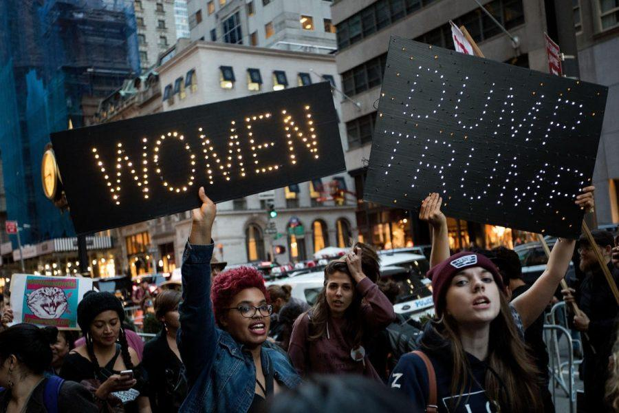 The+Women%E2%80%99s+March+on+Washington+sparks+unity+and+controversy
