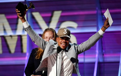 Chance The Rapper Makes History At Grammy's