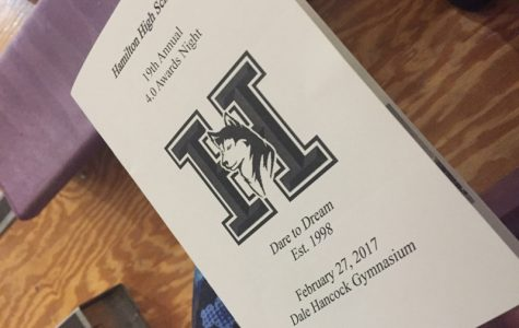 Hamilton High School's 19th Annual 4.0 Awards Night