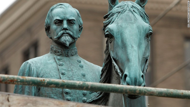 Confederate Statues To Be Removed