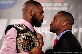 Jones vs. Cormier
