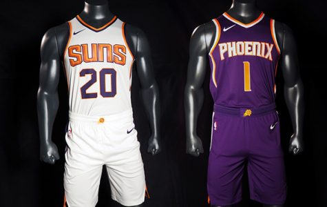 New Suns Jerseys Revealed, #TheTimeline Begins