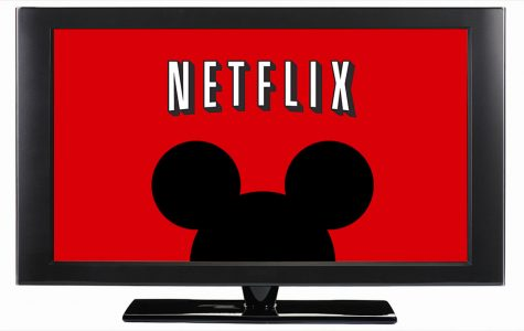Netflix And Disney Split