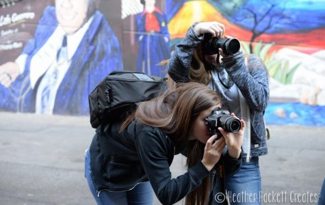 Photography Field Trip Intrigues Students
