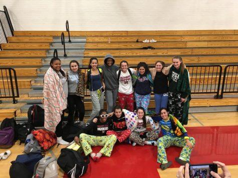 Hamilton Girls Basketball On Fire