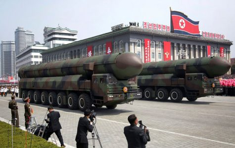 North Korea Will Parade Missiles Before Olympics