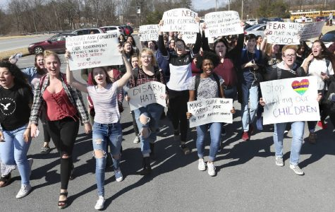 School Walkouts