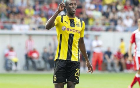 Usain Bolt training for Borussia Dortmund
