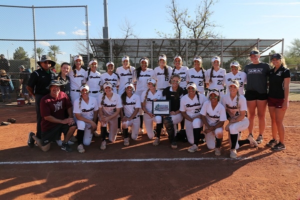 Hamilton Softball is #2 in the Nation!