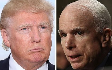 McCain Doesn't Want Trump at His Funeral