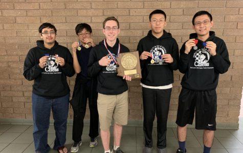 Hamilton Chess Team Crushes State!