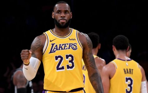 Lakers Win their First Game in the Lebron Era