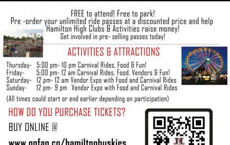 Hamilton Spring Fling Carnival