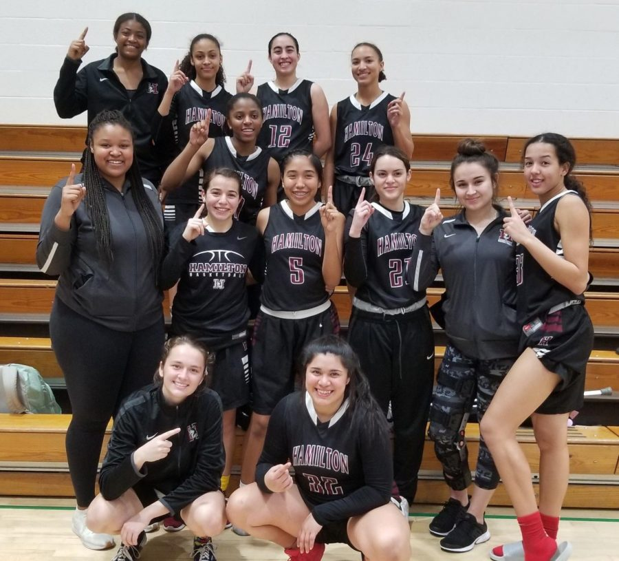 Girls+Basketball+6A+Region+Champs