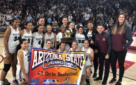 Girls Basketball Wins State