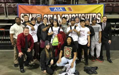 Wrestling Goes To State