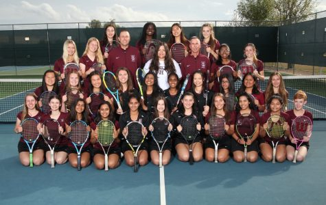 2019 Girls Tennis